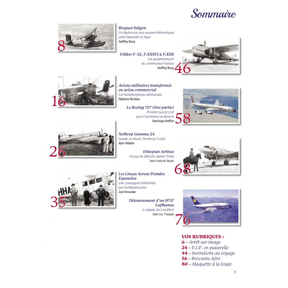 Air Vintage n°5 - éditions Heimdal Air-vi20