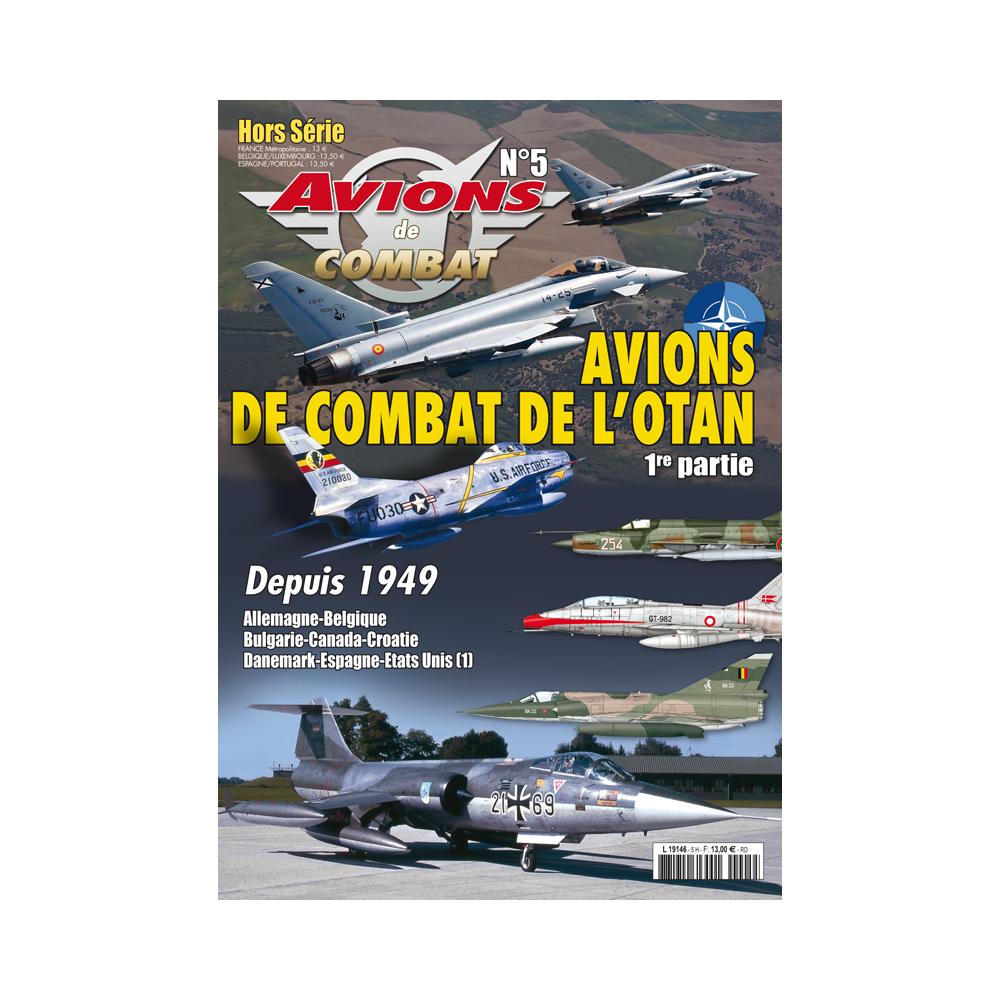 Avions de combat de l'OTAN 1ère partie - HS n°5 Avions de Combat - Heimdal Avions11