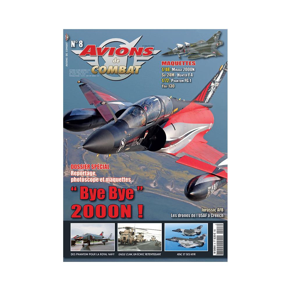 Avions de Combat n°8 Avions12