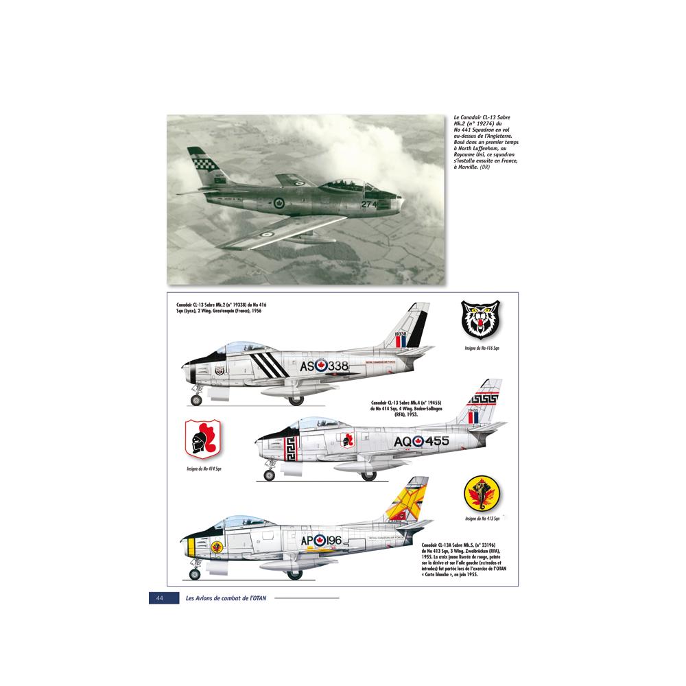 Avions de combat de l'OTAN 1ère partie - HS n°5 Avions de Combat - Heimdal Avions12