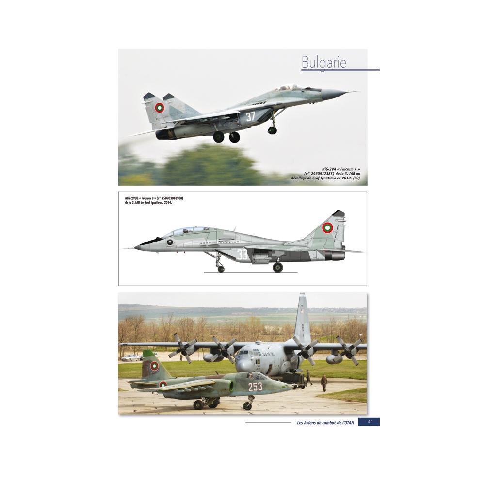 Avions de combat de l'OTAN 1ère partie - HS n°5 Avions de Combat - Heimdal Avions14