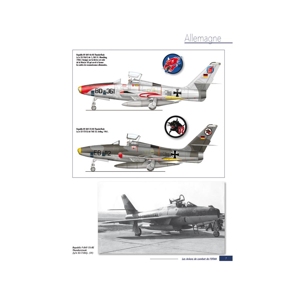 Avions de combat de l'OTAN 1ère partie - HS n°5 Avions de Combat - Heimdal Avions15