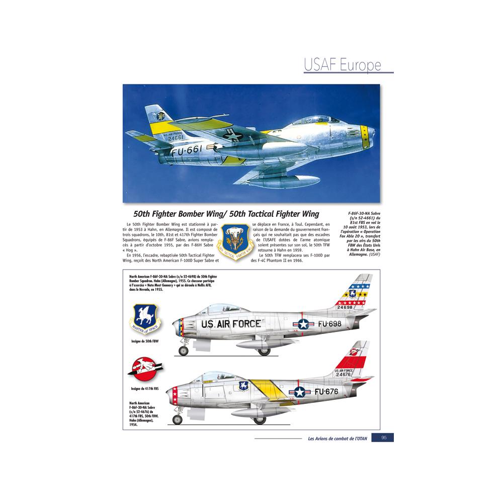 Avions de combat de l'OTAN 1ère partie - HS n°5 Avions de Combat - Heimdal Avions16