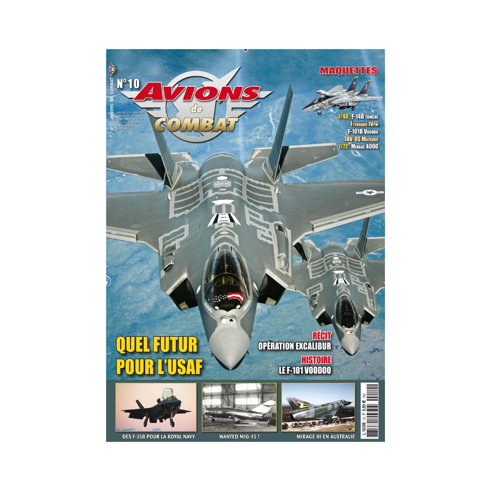 Avions de Combat n°10 Avions19