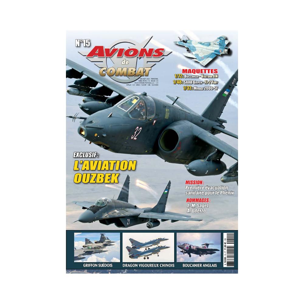 Avions de combat n°15 - Heimdal Avions20