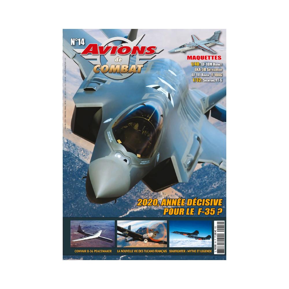Avions de combat n°14 - Heimdal Avions23