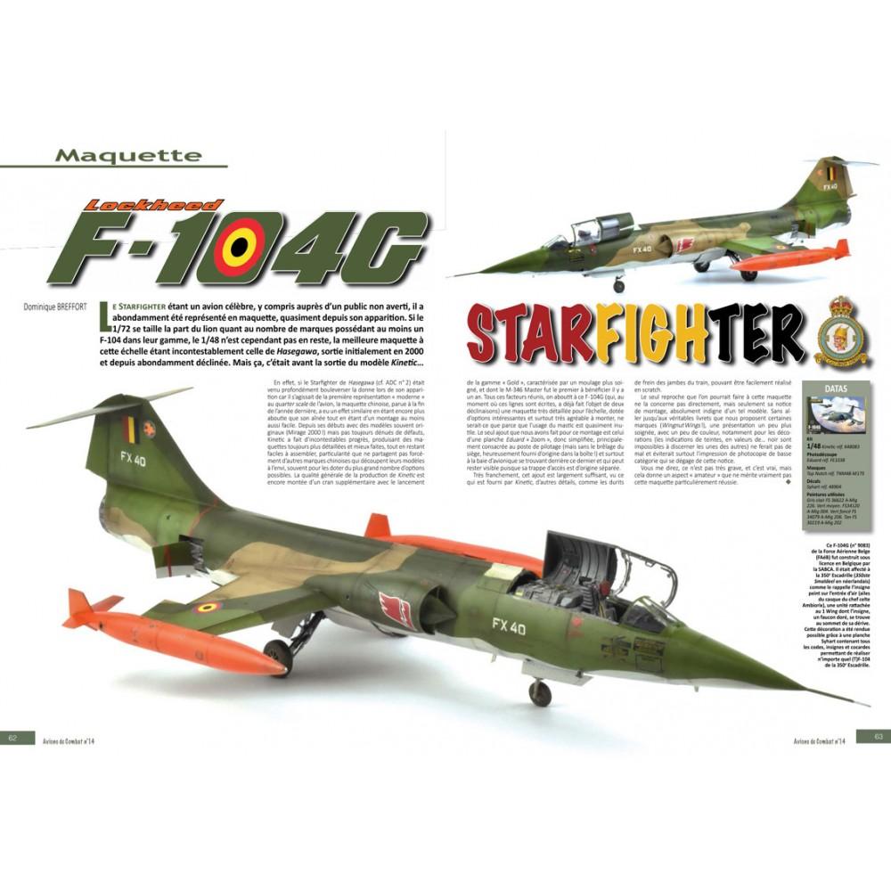 Avions de combat n°14 - Heimdal Avions24