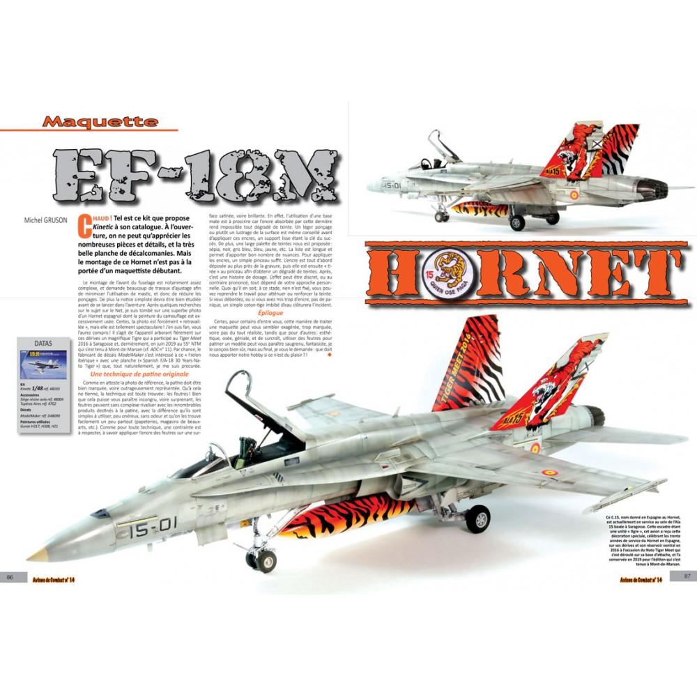 Avions de combat n°14 - Heimdal Avions25
