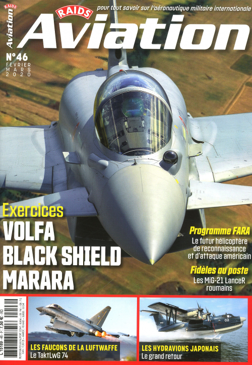 RAIDS Aviation n°46 - Histoire & Collections B7c54e11