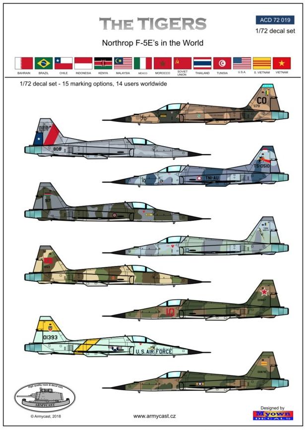 Northrop F-5E's in the world Captur10