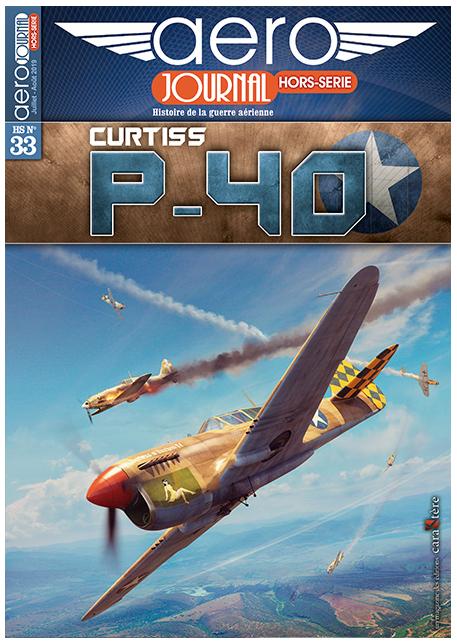 Curtiss P-40 - HS n°33 Aéro Journal Captur28