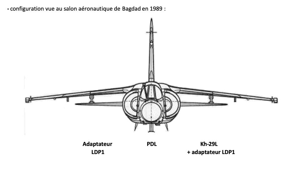 Mirage F1EQ5 avec Kh29L - Irak - Special Hobby + Reskit + Yahu 1/72 Config11