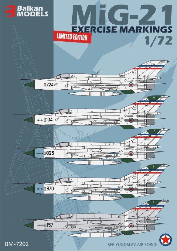 [Fujimi + Balkan Models 1/72] Mig-21 PFM yougoslave Dzocal12
