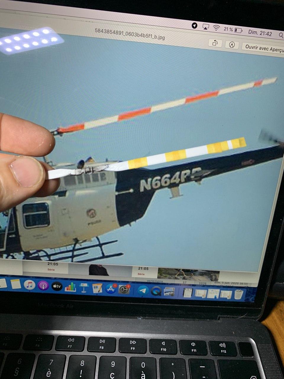 Bell 206 Jet Ranger - Los Angeles Police - Italeri 1/72 Image_41