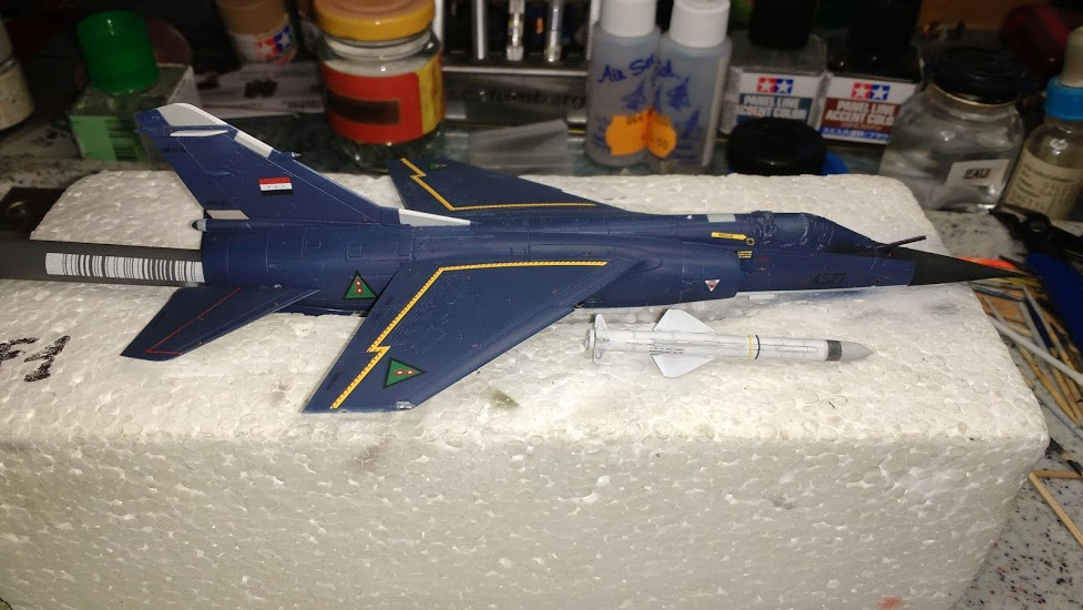 Mirage F1EQ Irak [Special Hobby 1/72] - Page 3 Img_2065