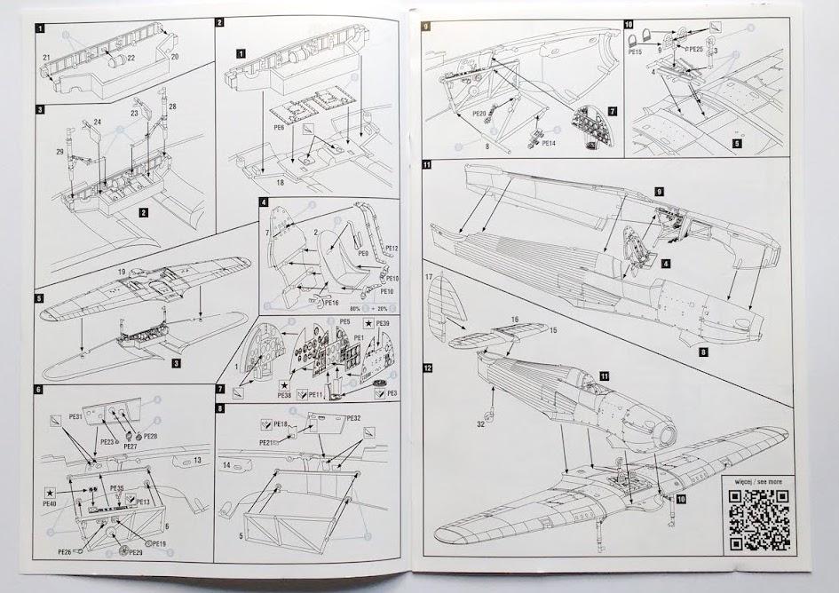 arma -  [ARMA HOBBY] Hurricane Mk.I   (revue de kit) Img_2103