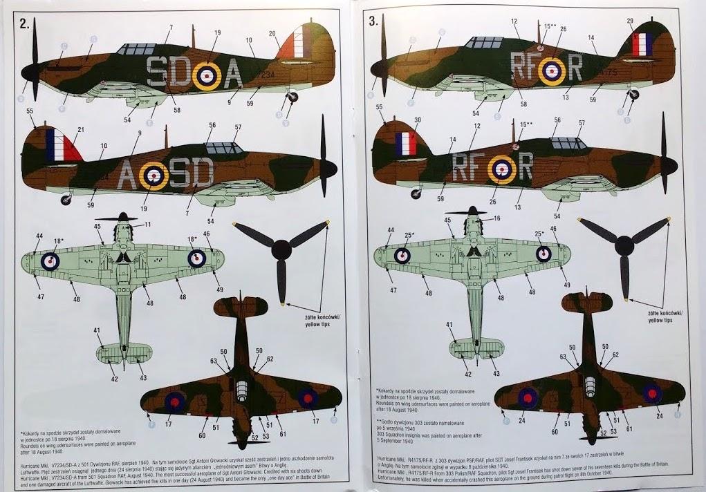 arma -  [ARMA HOBBY] Hurricane Mk.I   (revue de kit) Img_2105