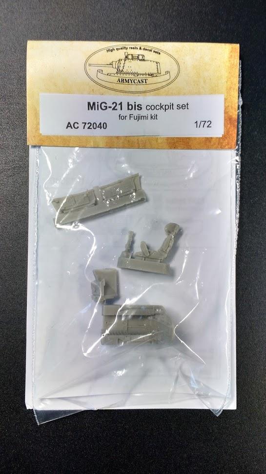 Mig-21 - Sets résine ARMYCAST 1/72 Img_2136