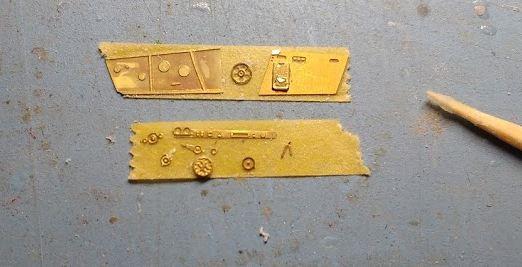"Hurricane Mk I metal wing ""ALSACE"" [ARMA HOBBY 1/72]  Img_2169"