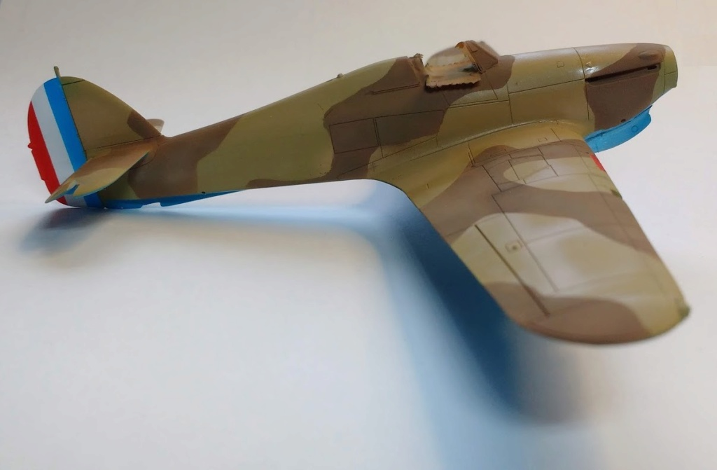 "Hurricane Mk I metal wing ""ALSACE"" [ARMA HOBBY 1/72]  - Page 2 Img_2194"