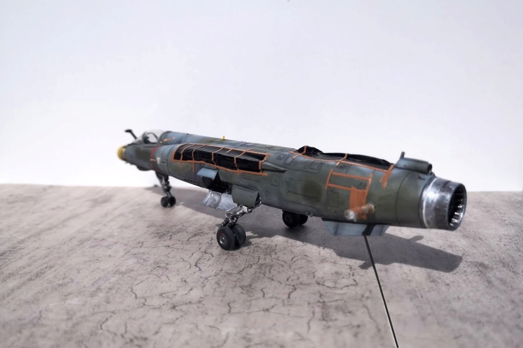 Mirage F1CT sur le départ - Special Hobby 1/72 Img_2206