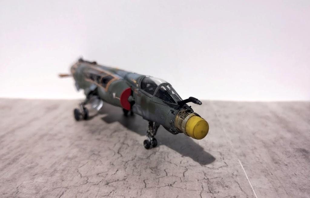 Mirage F1CT sur le départ - Special Hobby 1/72 Img_2209