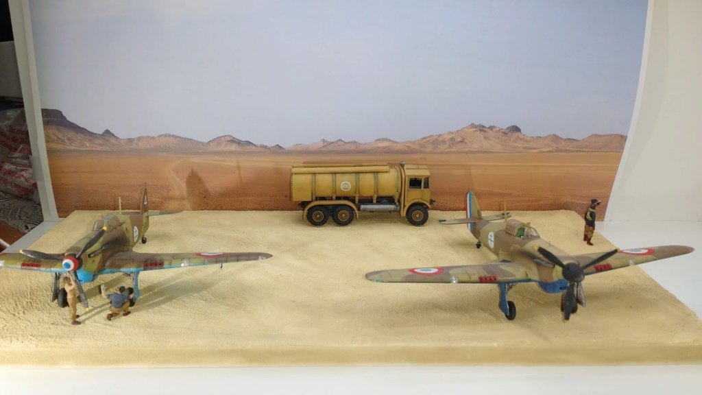 """Hurricane Mk I metal wing """"ALSACE"""" [ARMA HOBBY 1/72]  - Page 3 Img_2233"""