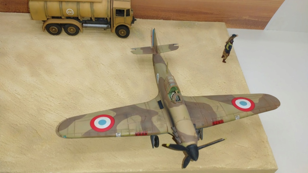 """Hurricane Mk I metal wing """"ALSACE"""" [ARMA HOBBY 1/72]  - Page 3 Img_2235"""