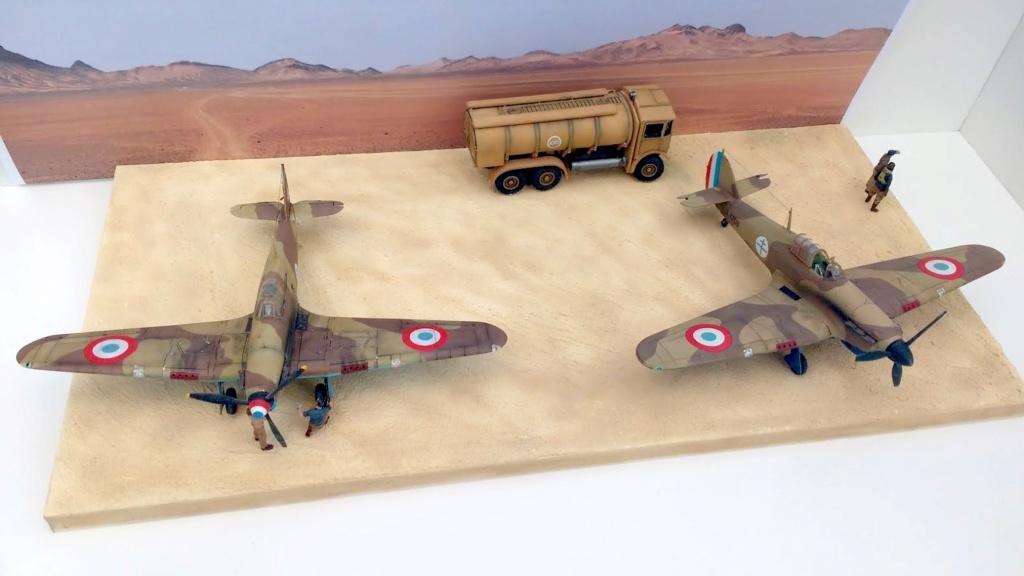 "Hurricane Mk I metal wing 1/72 ""ALSACE"" [ARMA HOBBY]  Img_2236"