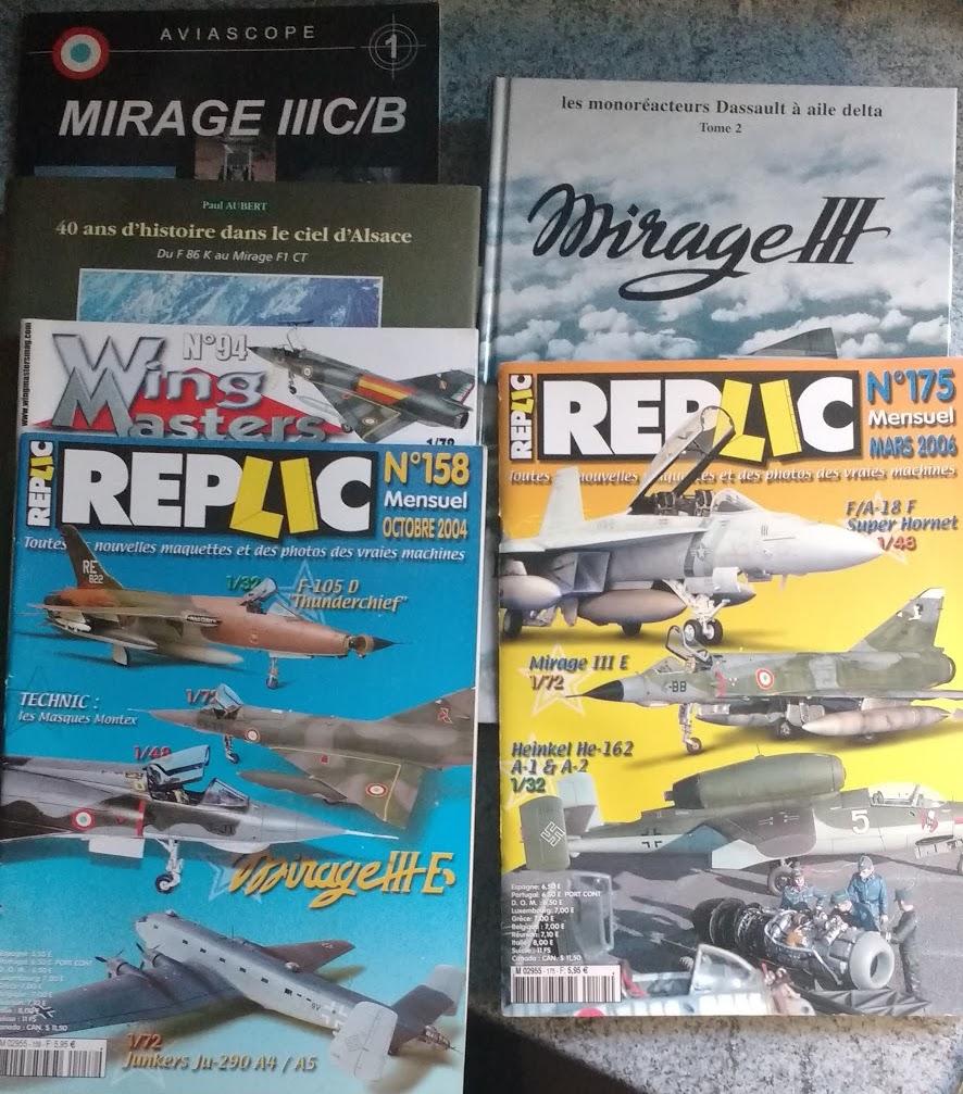 """Mirage III E """"1/13 Artois"""" [MODELSVIT 1/72]  Img_2253"""