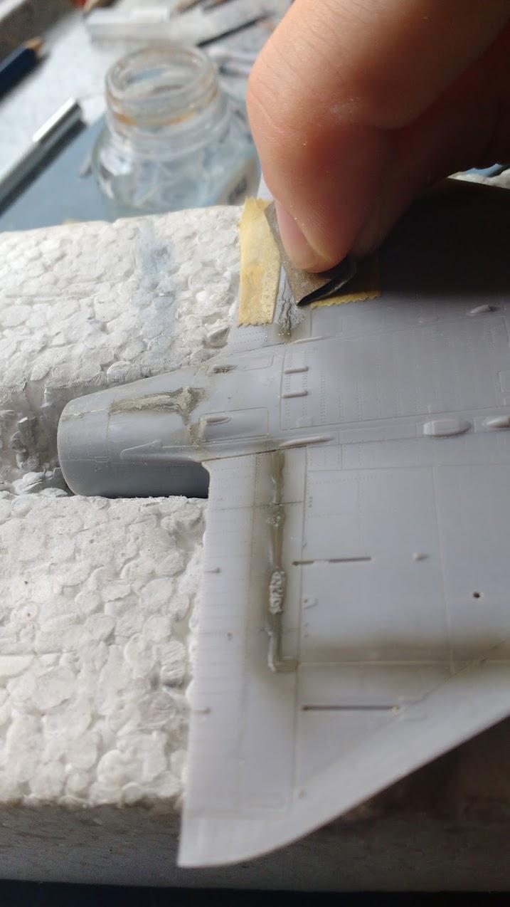 """Mirage III E """"1/13 Artois"""" [MODELSVIT 1/72]  Img_2258"""