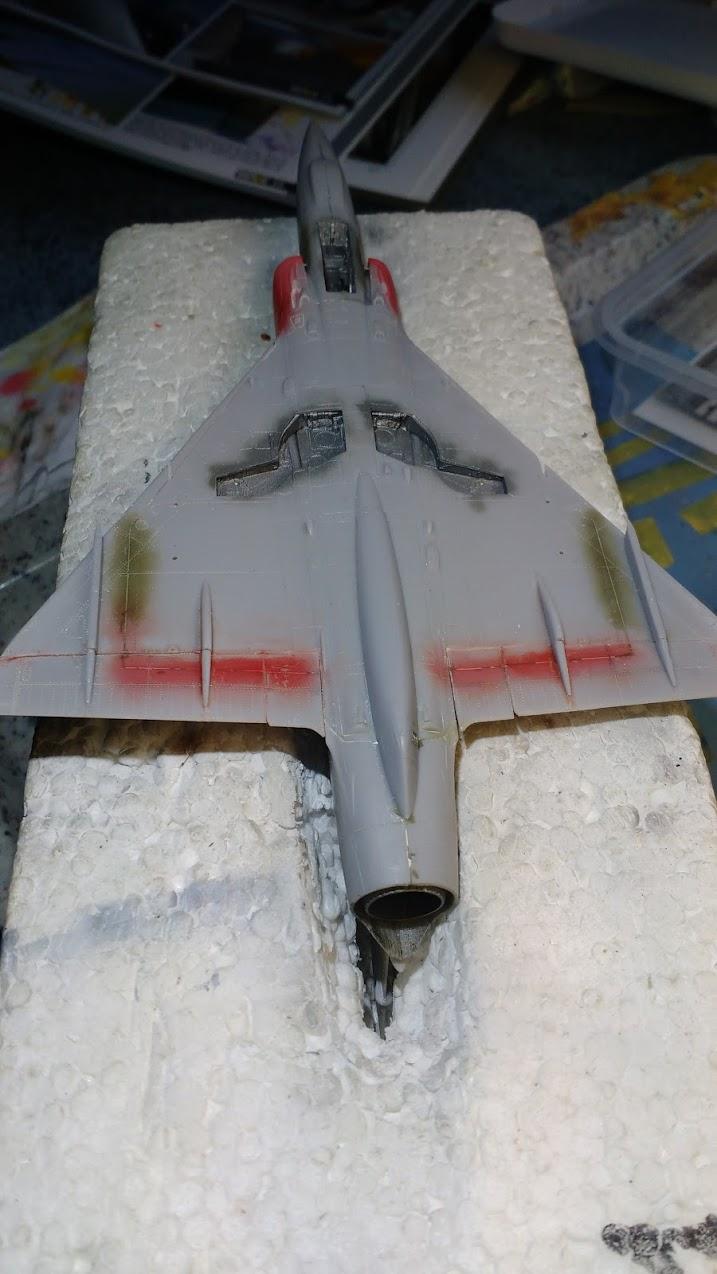 """Mirage III E """"1/13 Artois"""" [MODELSVIT 1/72]  Img_2293"""