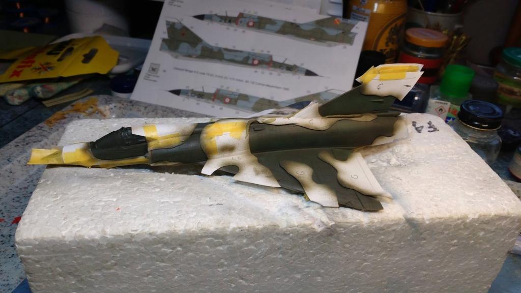 """Mirage III E """"1/13 Artois"""" [MODELSVIT 1/72]  Img_2300"""