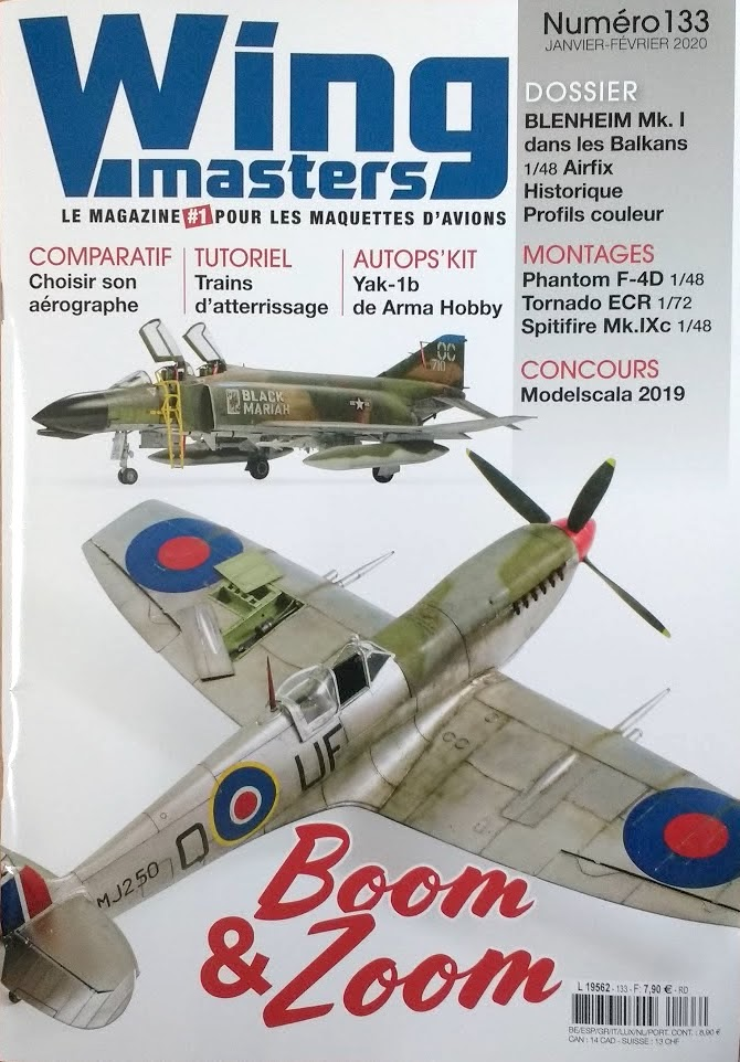 Wingmasters n°133 Img_2303