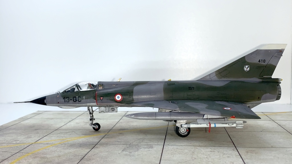 """[MODELSVIT] Mirage III E 1/72 """"1/13 Artois"""" Img_2311"""