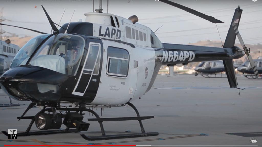 Bell 206 Jet Ranger - Los Angeles Police - Italeri 1/72 N664pd10