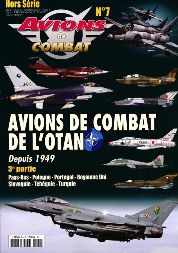 Avions de combat de l'OTAN 3e partie - HS n°7 Avions de Combat - Heimdal Numero10