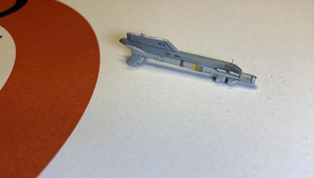 [HELLER] Super Etendard Modernisé 1/72 avec kit ARMYCAST - Page 5 Photo149