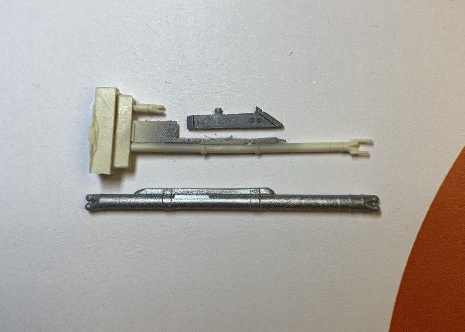 [HELLER] Super Etendard Modernisé 1/72 avec kit ARMYCAST - Page 5 Photo150