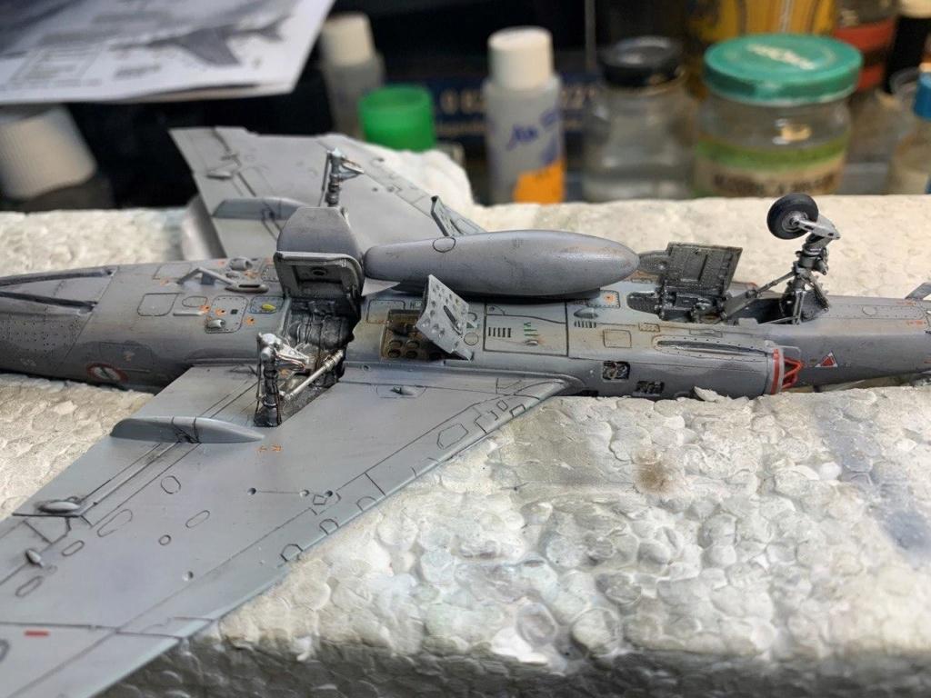 [HELLER] Super Etendard Modernisé 1/72 avec kit ARMYCAST - Page 5 Photo151
