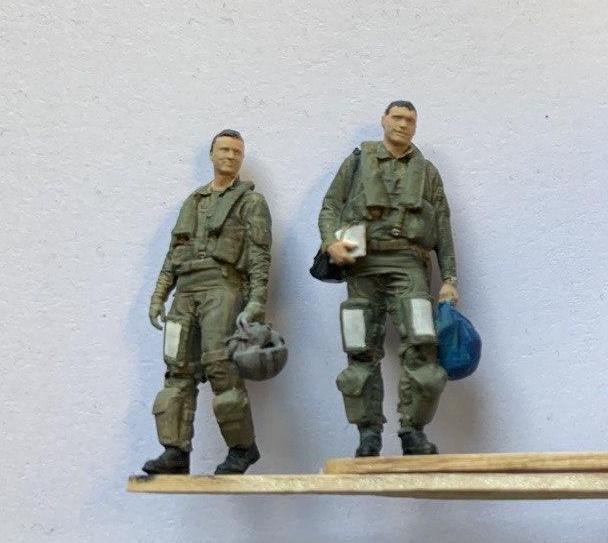 [HELLER] Super Etendard Modernisé 1/72 avec kit ARMYCAST - Page 5 Photo152
