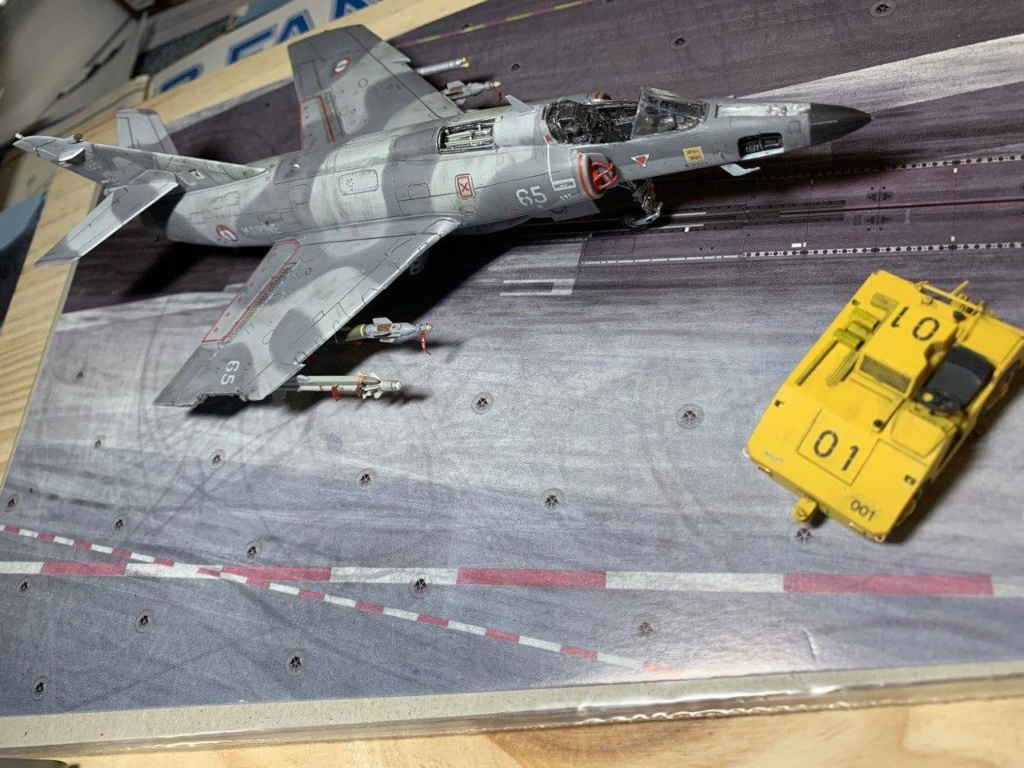 [HELLER] Super Etendard Modernisé 1/72 avec kit ARMYCAST - Page 5 Photo156