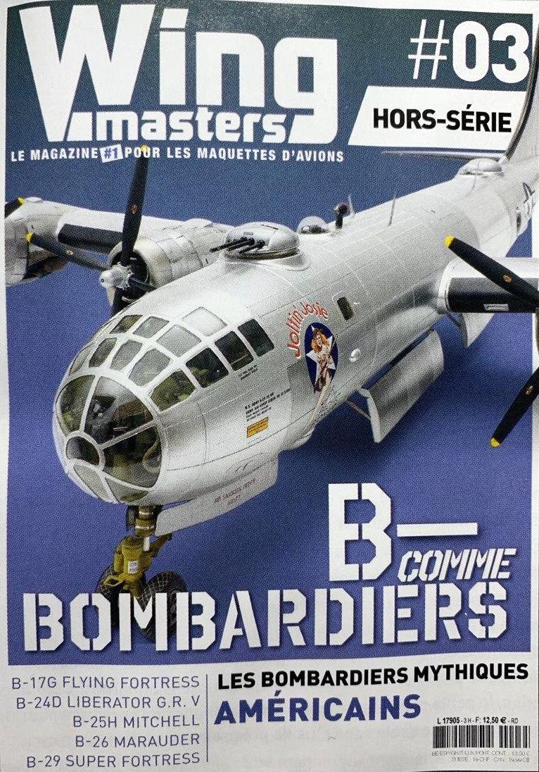 Wingmasters Hors-Série N°03 - B comme Bombardiers - Histoire & Collections Photo187