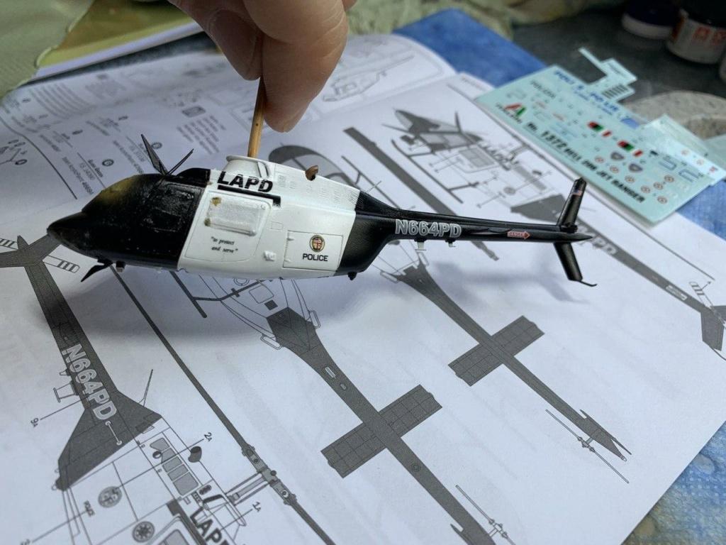 Bell 206 Jet Ranger - Los Angeles Police - Italeri 1/72 - Page 2 Photo197