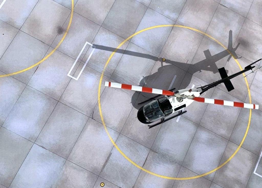Bell 206 Jet Ranger - Los Angeles Police - Italeri 1/72 Photo213