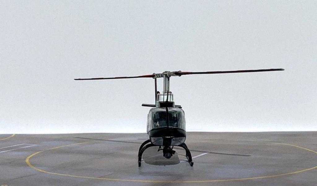 Bell 206 Jet Ranger - Los Angeles Police - Italeri 1/72 Photo215