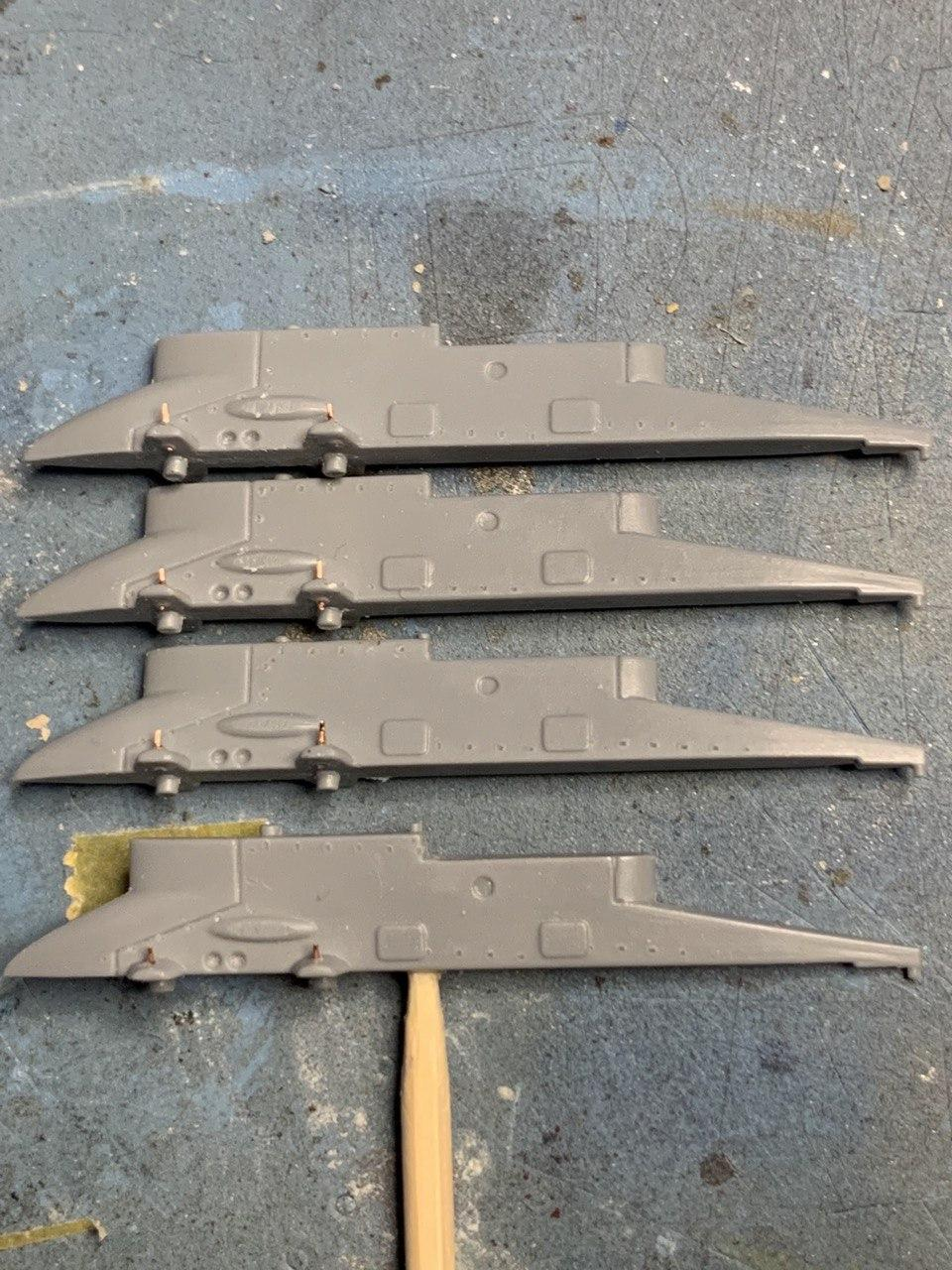 Mirage F1EQ4 ravitailleur - Irak - Special Hobby + Yahu 1/72 Photo226