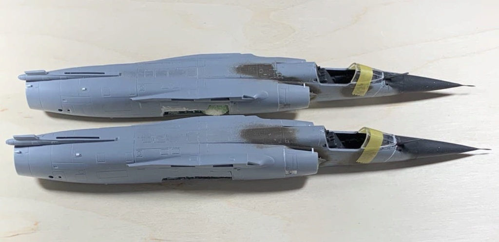 Mirage F1EQ5 avec Kh29L - Irak - Special Hobby + Reskit + Yahu 1/72 - Page 2 Photo244