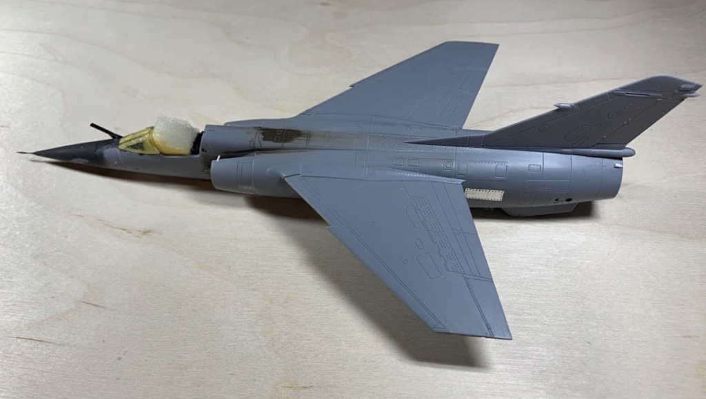 Mirage F1EQ5 avec Kh29L - Irak - Special Hobby + Reskit + Yahu 1/72 - Page 2 Photo254