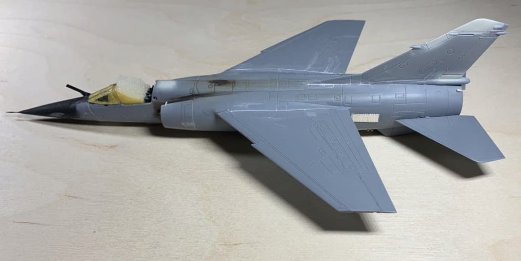 Mirage F1EQ5 avec Kh29L - Irak - Special Hobby + Reskit + Yahu 1/72 - Page 2 Photo255